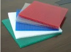 Twin Wall Poly Carbonate Sheets