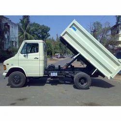 Tata 407 Tipper Body