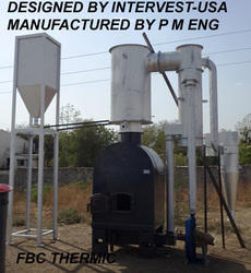 Vertical Three Pass-FBC Thermic -2 00 000 K Cal Per Hour