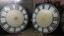 Aluminium Indoor Clocks