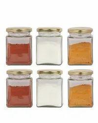 Itc Glass Jars