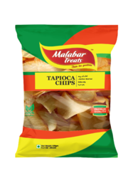 Tapioca Chips (Cassava), Packaging Size: 150