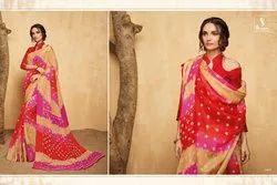 Shangrila Rang Utsav Vol-5 Series 4431-4442 Stylish Party Wear Kota Saree