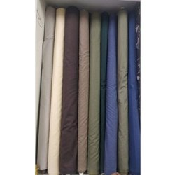 Plain Polyester Viscose Fabric, GSM: 50-100 GSM