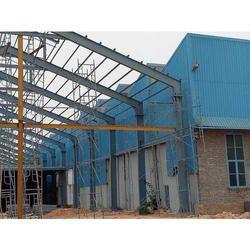 Prefabricated Mild Steel Structure