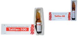 Iron Sucrose Injection, for Hospital, Packaging Size: 1x2.5 Ml, 5 Ml