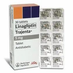 Trajenta  5 Mg Tablet