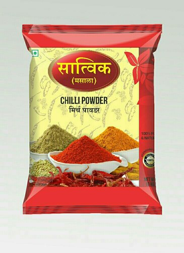 CHILLI POWDER, Packaging: Packet