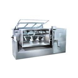 Saco Mass Mixer, Capacity: 25 to 5000 kgs
