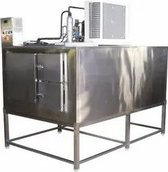 Automatic Hardening Tunnel Freezer