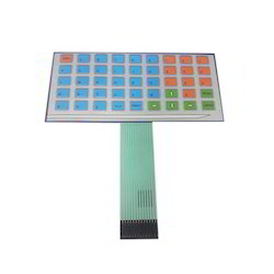 Tactile Keypads with SMD LED