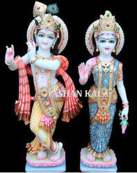 203cf02ce88 Marble Radha Krishna Statue at Best Price in India