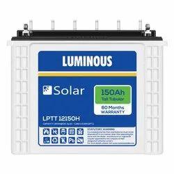 Luminous Solar 150 Ah Tall Tubular Battery