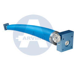 Rubber Expander Roller For Flexible Packaging Industry