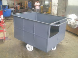 Box Handling Trolley