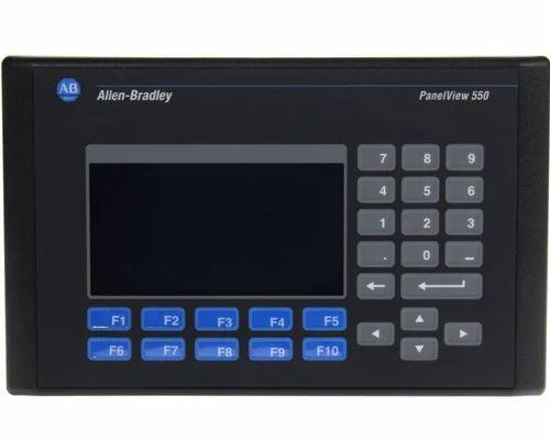 HMI Systems - Allen Bradley - 2711-T6C5L1 HMI Allen Bradley