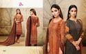 Designer Pashmina Salwar Suit
