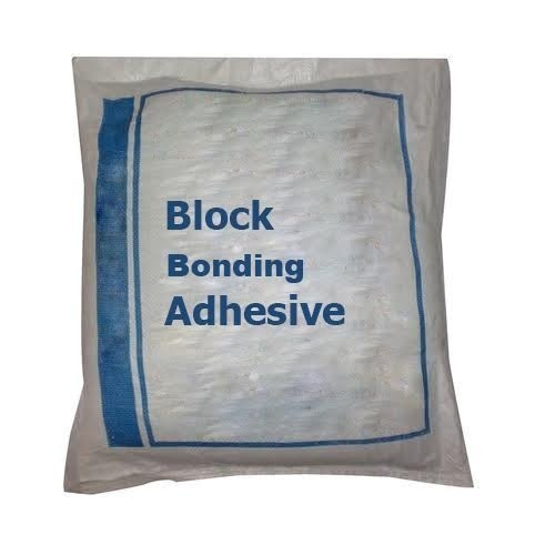 Industrial Grade Block Bonding Adhesive, 40 Kg