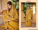 Embroidery Plazzo Salwar Kameez