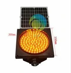 Red Green Yellow 300mm Led Traffic Guidance Road Safety Light Reliable Performance Traffic Light