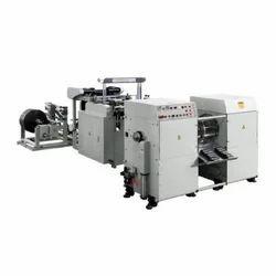 Shree Tulja Semi Automatic Plastic Garbage Bag Making Machine