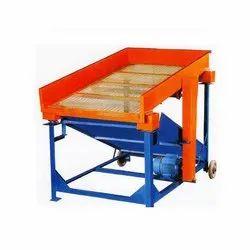 Mild Steel Vibrating Sieve Machine