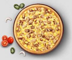 Chicken Golden Delight Pizza