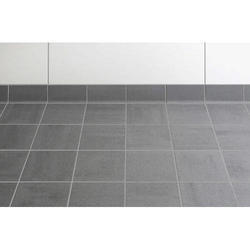 Gray Porcelain Glazed Floor Tile, 8 - 10 Mm
