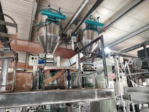 Altomech Dilute Phase Pressure Conveying System