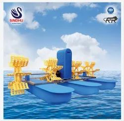 1HP 4 Paddle Wheel Aerator