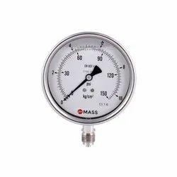 Mass Pressure Gauges - Mass Pressure Gauges Latest Price