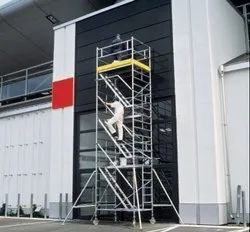 Aluminum Staircase Tower 1300x1800mm