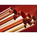 Round Coil Mexflow Copper Tube, Grade: Astm B 42 C 12200, Packaging Type: Box