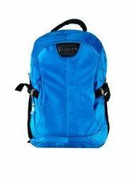 Black Color College Bag