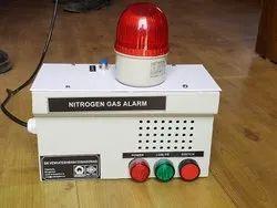 Nitrogen Gas Alarm