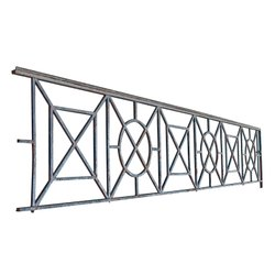 Bar Fabricated Stainless Steel Railing