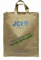 Jute Brown Association Bag