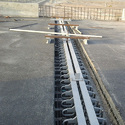 16mm Dia Anchoring Rod Strip Seal Expansion Joint For Bridge