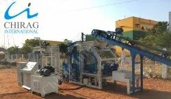 Chirag Multifunction Concrete Block Machine
