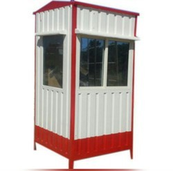 Toll Booths Portable Security Cabin