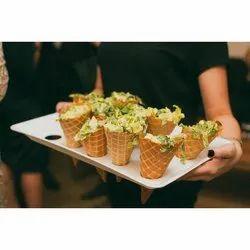 Ikone Foods Savoury Waffle Cone Premix