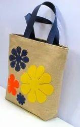 Promotional Jute Flat Bag