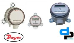 Dwyer MS -221 Magnesense Differential Pressure Transmitter