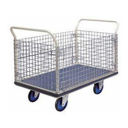 Wire Mesh Hand Trolley