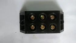 60amp/3way Bakelite Connector Strip