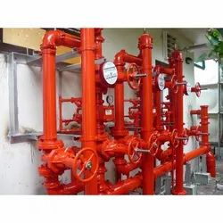 Fire Fighting System, For Industrial