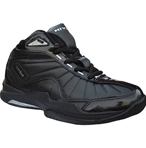 2915fab67 Nivia Black Combat I Basketball Shoes (Belco 758), निविया के ...