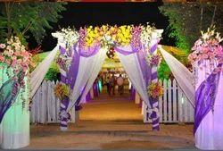 Flower Decoration wedding flower decoration in pune