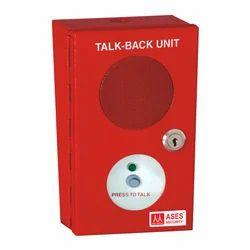 Talk Back Simplex Type