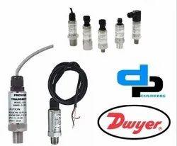 Dwyer 628 81 GH P3 E1 S1 Industrial Pressure Transmitter 0 40 Bar